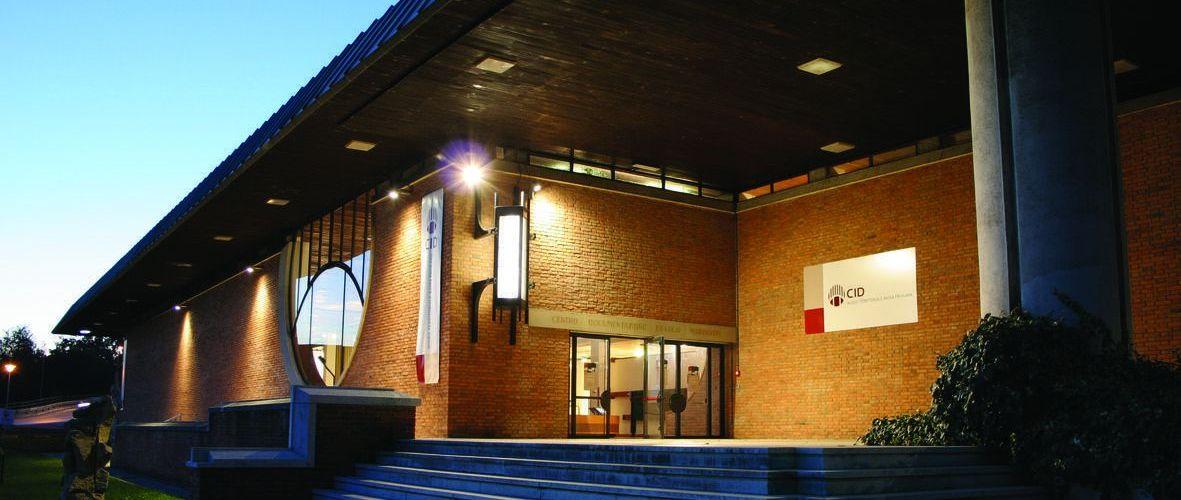 CID esterno edificio